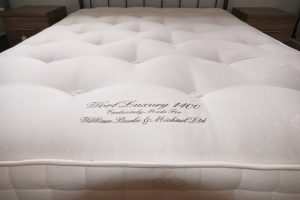 Beds Bromley Wool Luxury Mattress Image