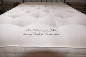 Beds Bromley Wool Luxury Mattress Image