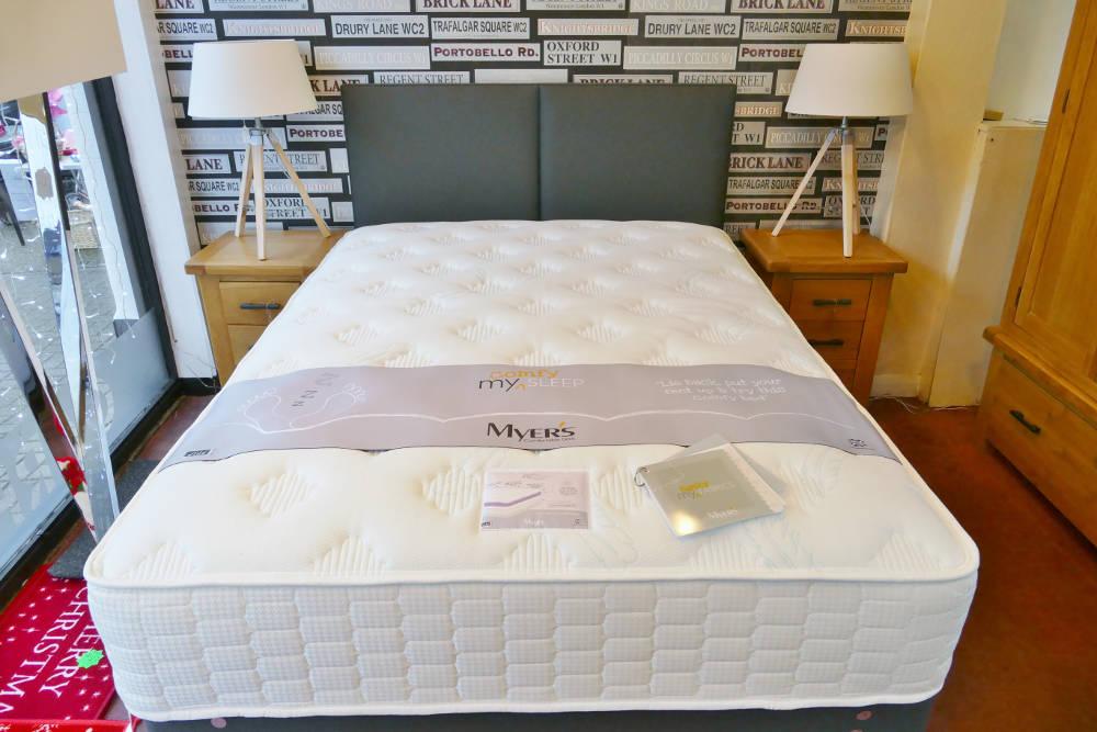 Beds William Burke & Michael